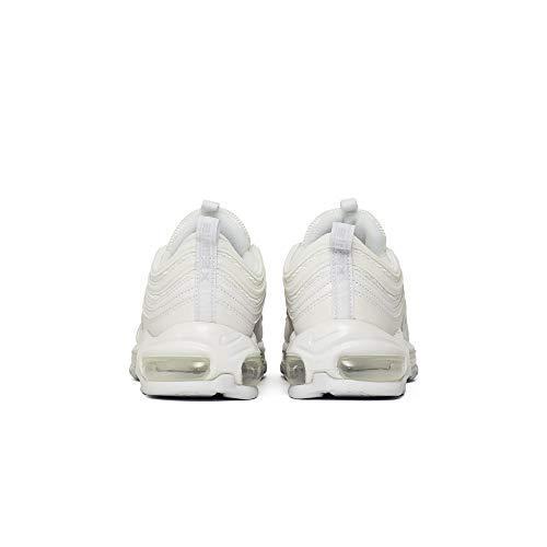 Para W 97 Gris De Y Zapatillas Mujer Blanco Max Air Nike Deporte n0app
