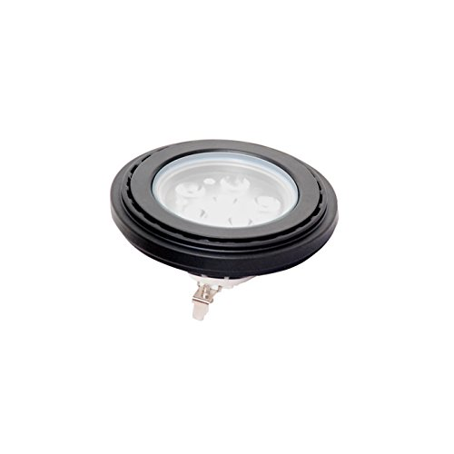 Leelands PAR36 LED Bulb Outdoor Landscape Lighting Garden Lights Yard Illumination Soft Warm White Low Voltage 12V AC/DC Waterproof IP67 Rating 15Watt