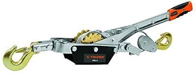 TRUPER MAL-2 2-Ton Dual Gear Ratcheting Power Puller