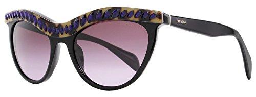 Prada PR04PS Sunglasses-MA5/5F1 Black (Purple Gradient - Prada Purple Sunglasses