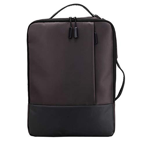 Dainzuy Fashion Backpacks for Women 2019,Unisex Travel Back Pack Neutral Students Multifunction School Bag Backpack Brown