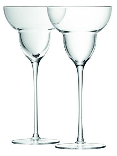 LSA International Bar Margarita Glass , 8.4 fl. oz., Clear by LSA International by LSA International