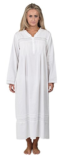 [The 1 for U 100% Cotton Nightgown Vintage Design - Annabelle (XL)] (Samara The Ring Costume)