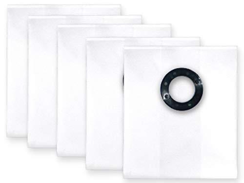 5x Sac-filtre tissus pour aspirateur Makita 445X Nikos Kassa Janusz