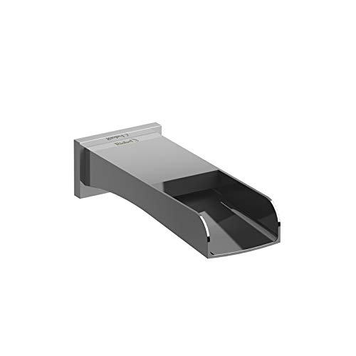 Riobel ZOOP80C Open wall-mount tub spout - Riobel Kit