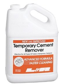 L&R Mfg Co 293 Temporary Cement Remover Gal/Bt