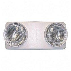 - Tatco 70012 Swivel Head Twin Beam Emergency Lighting Unit, 12 3/4