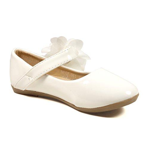 a821a5ab5011 Nova Utopia Toddler Little Girls Flower Girl Dress Ballet Mary Jane ...