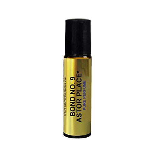(Perfume Studio IMPRESSION Perfume Oil, SIMILAR Fragrance Accords to{B9 Astor Place}Women Parfum, 100% Pure Undiluted, No Alcohol Premium Parfum Oil (VERSION/TYPE Oil; Not Original Brand))