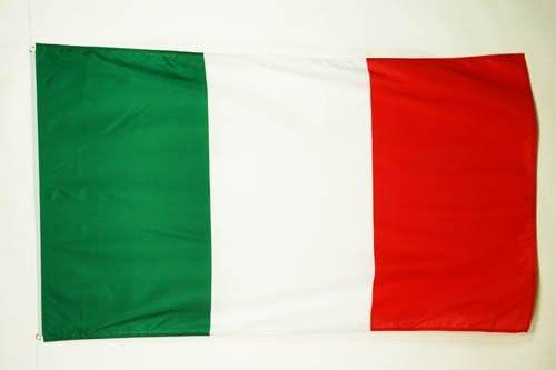 Piccola BANDIERINA Romana con Blasone 10 x 15 cm AZ FLAG Bandiera da Tavolo Citt/à di Roma con Stemma 15x10cm