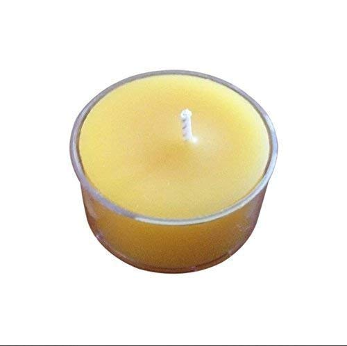 !!SALE!! 100% Pure Organic Beeswax Tealight Candles. Pack of -
