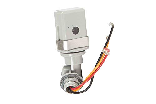 Larson Electronics 24 Volt Day/Night Sensor for Low Voltage DC LED Lights up to 240 Watts