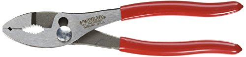 Wilde Tool G260P Hose Clamp Slip Joint Pliers, 8 inch with Polished ()