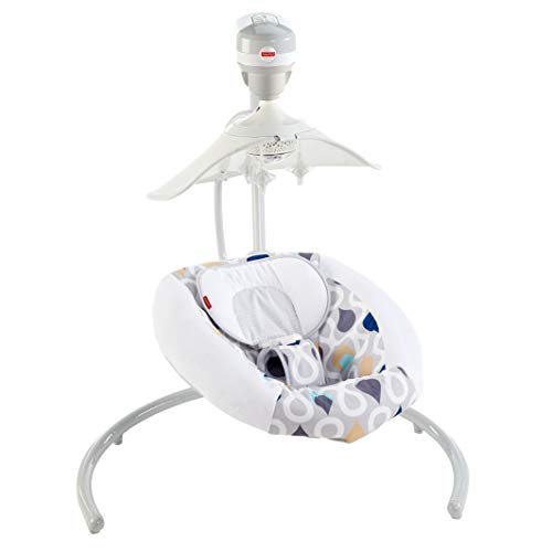 Fisher-Price Starlight Revolve Swing with Smart Connect