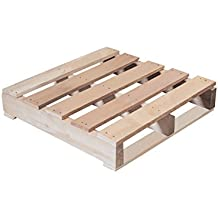 RetailSource CPW2424R  Recycled 1000 Lbs.  Wood Pallet