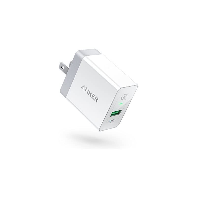 Quick Charge 3.0, Anker 18W USB Wall Cha