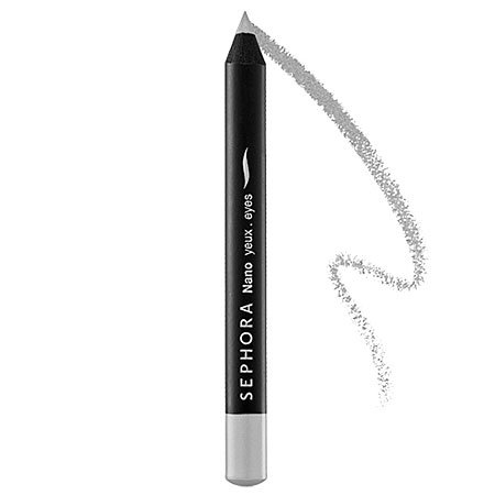 SEPHORA COLLECTION Nano Eyeliner 13 Precious Silver by Beauty Makeup