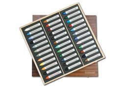 Sennelier Grand Oil Pastel 36 Wood Box Set