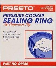 - Presto 9980 Pressure Cooker Sealing Ring