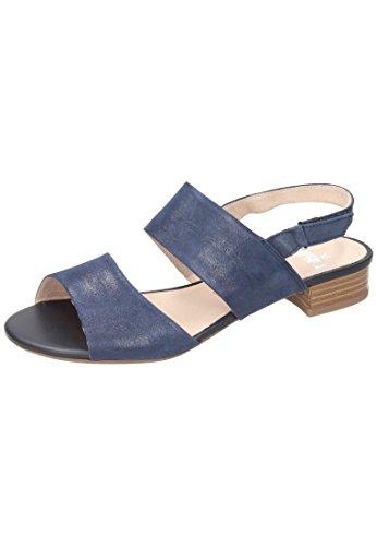 Damen Damen Caprice Caprice Damen Blau Sandalette Caprice Damen Sandalette Caprice Blau Blau Sandalette 6wCxBw