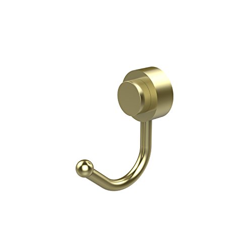 Allied Brass 420-SBR Venus Collection Robe Hook, Satin Brass (Allied Utility Hook)