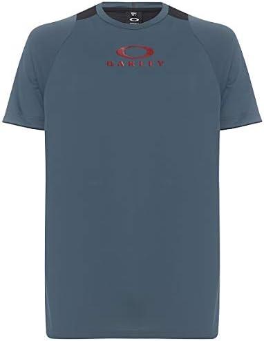 半袖ハーフジップTシャツ ENHANCE SS CREW 9.0 メンズ