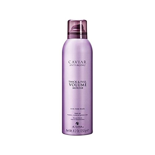 Alterna Caviar Thick & Full Volume Hair Mousse 242Ml (Alterna Mousse)