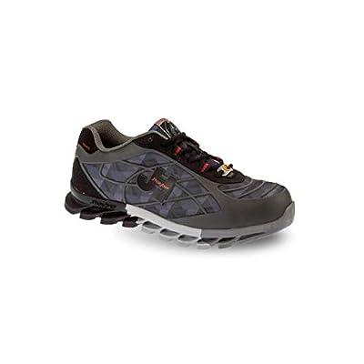 J'Hayber 3200100015 Bolt S1P HRO SRC ESD-Protective Sports Shoes-Black-Size 43, Multicolour: Home Improvement