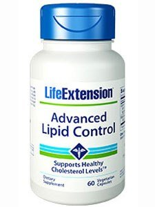 Advanced Lipid Control 60 Vegetarian Capsules-Pack-2