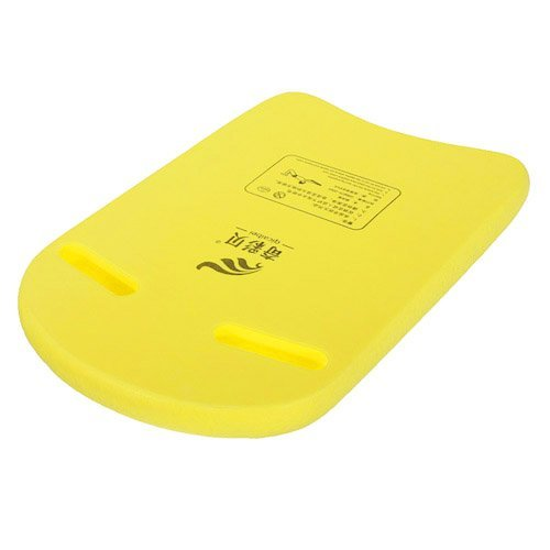 Yellow Swimming Swim Safty Pool Training Aid Kickboard Float Board Tool For Kids Adults