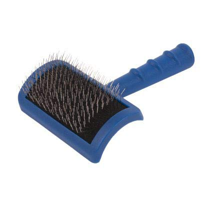 Show Tech Transgroom Tuffer than Tangles Slicker Brush with Long, Firm Pins