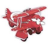 PEDAL CAR RETRO Red Baron Pedal Plane FREE SHIP
