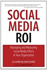 Social Media ROI 1st (first) edition Text Only