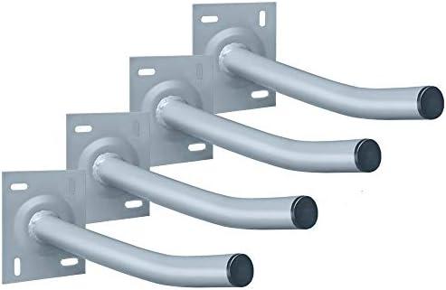 HENGMEI 4X Reifenhalter Autoreifen Wandhalter Reifenständer Wandhalterung belastbar bis 50kg