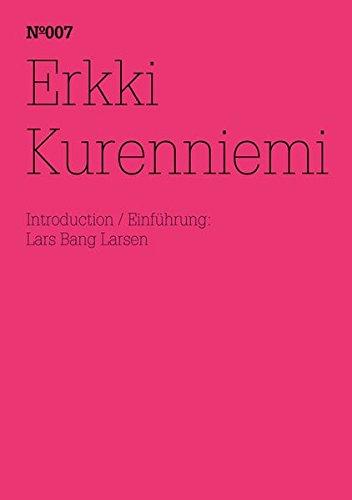 Erkki Kurenniemi: 100 Notes, 100 Thoughts: Documenta Series 007 (English and German - 007 Nude