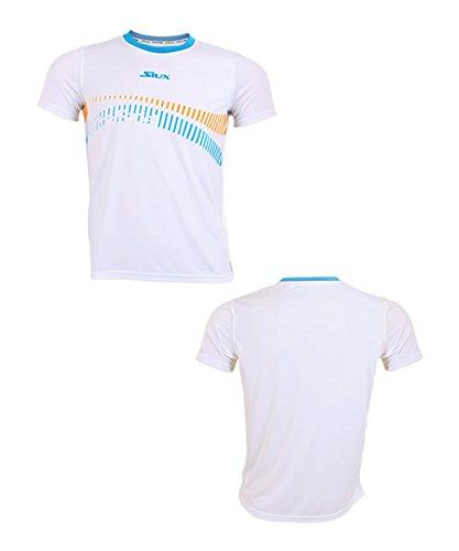 Siux Camiseta Feel Padel Blanca: Amazon.es: Deportes y aire libre
