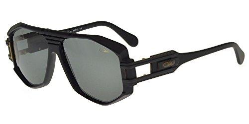 Cazal CAZAL VINTAGE 163-301 MATTE BLACK GREY MATTE BLACK GOLD/GREY 59/12/135 unisex Sunglasses
