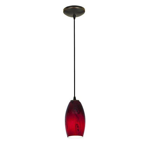 Access Lighting Pendant Glass