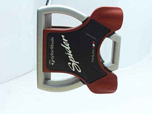 TaylorMade Spider Tour Platinum Putter Steel Right Handed 35 in
