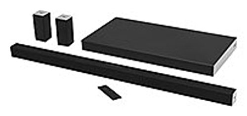 VIZIO SB4051-D5 5.1-Channel Sound Bar - Wireless 6.5-inch Subwoofer - Rear Satellite Speakers - DTS TruSurround, DTS Digital Surround, Dolby Digital, DTS - Bluetooth - Black (Certified Refurbished)