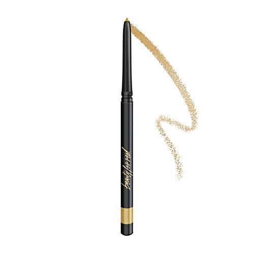 Beauty For Real I-Line 24-7 Eyeliner, 24 Karat – Metallic Gold – Long-Wearing, Waterproof Gel Formula – Safe for…