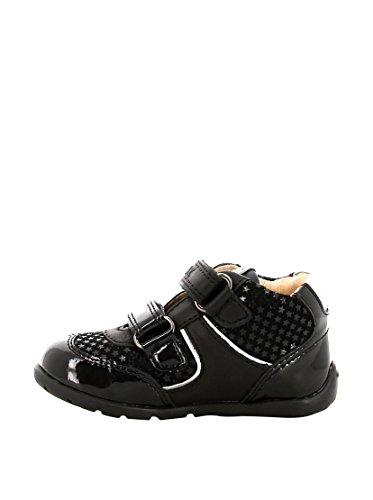 Geox B Kaytan C - Suede+Syn mädchen, lack, sneaker low, 19 EU