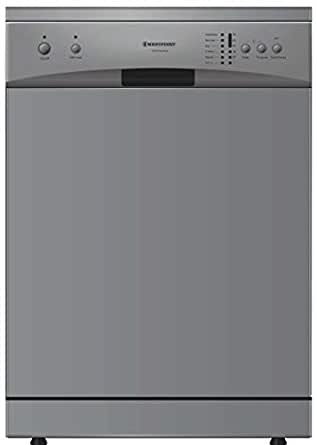 Westpoint 6 Programs 12 Place settings Free standing Dishwasher, Silver - WYM-1213SED