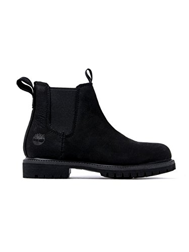 Timberland Boots 6 Chelsea Black Inch YvgYqwH