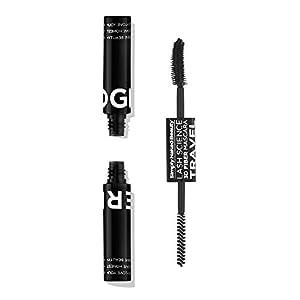 6c2a821a05e 3D Fiber Lash Mascara Travel. Compact Fiber Lash Kit by Simply Naked Beauty  (Midnight Black) Waterproof, lengthening, volume.