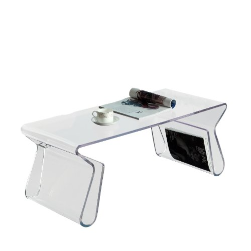 Magazine Rack Coffee Table
