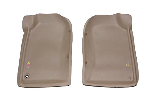 (Lund 405112 Catch-All Xtreme Tan Front Floor Mat - Set of 2)