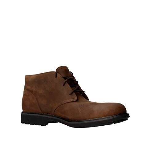 Timberland Ekstormbk, Bottes Chukka Homme Braun (Burnished Dark Brown Oiled)