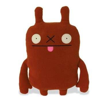 """Uglydoll Little Ugly Plush Doll, 7"""", Brip Drip"""