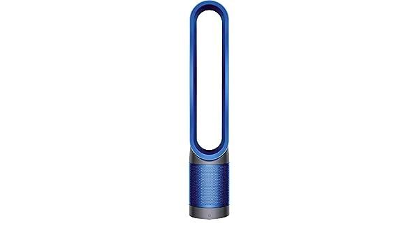Dyson TP02 Pure Cool Link Tower 400 pies Cuadrados purificador de Aire – Hierro, Azul: Amazon.es: Hogar